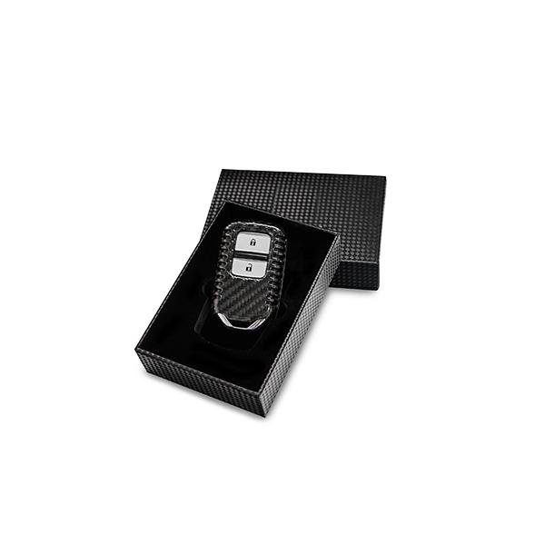 Key Case Carbon Black Honda