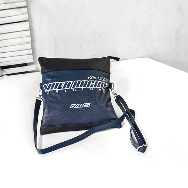 Rays Volk Racing Clucth Bag