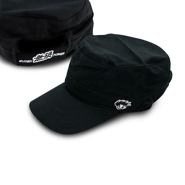 Mugen Cap Black