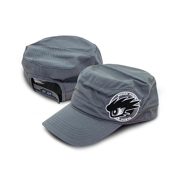 Mugen Cap Grey