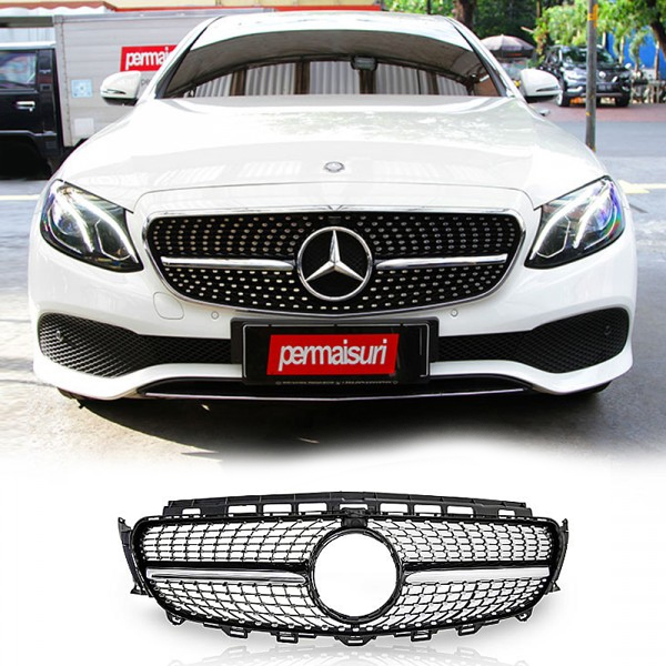 Grille Diamond for Mercedes Benz W213 Style 43
