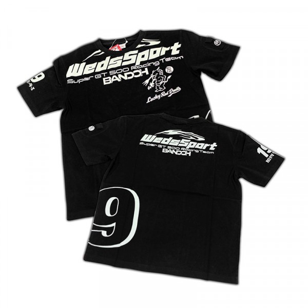 T-Shirt Super GT 500 Racing Team BANDOH