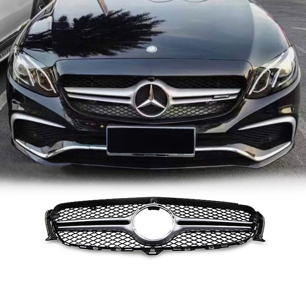 Grille Mercedes E Class W213 Style 63