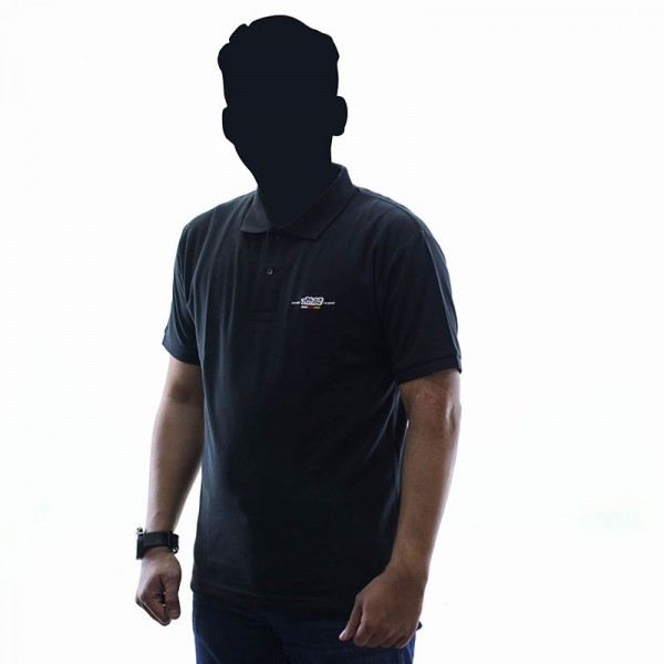 Mugen Power Polo Shirt Black