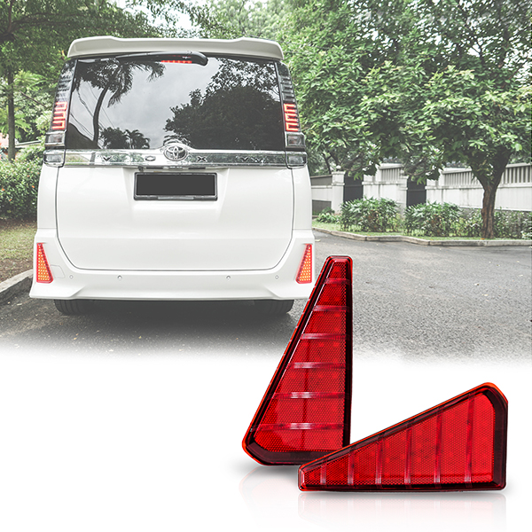 Stop Lamp Reflector Voxy Red