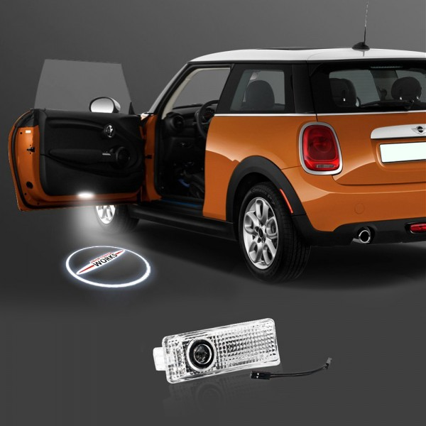 Entrance Imager For Mini R56 & F56 Style JCW