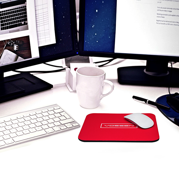 Mousepad Vossen Outline