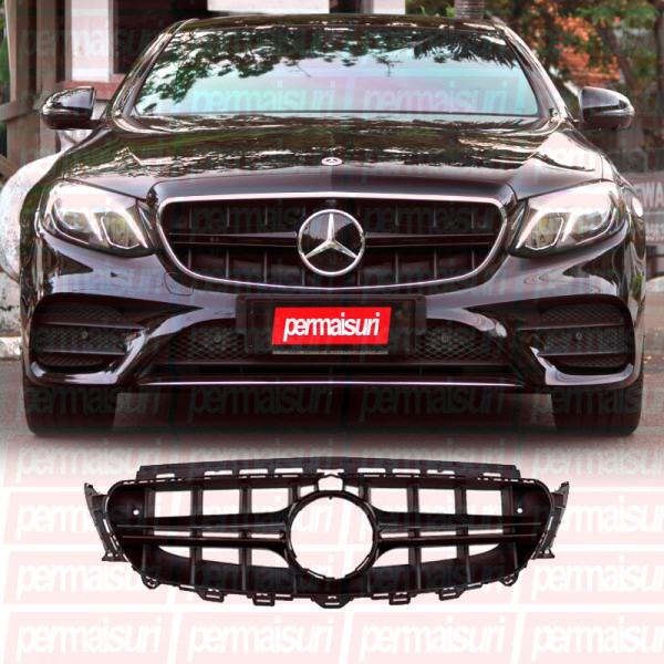 Grille Mercedes Benz W213 Style E63