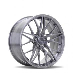 FW166 | Brushed Titanium 20