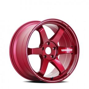 TE37 Ultra Hyper Red 19