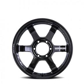TE37 Large PCD Progressive Model Black 18