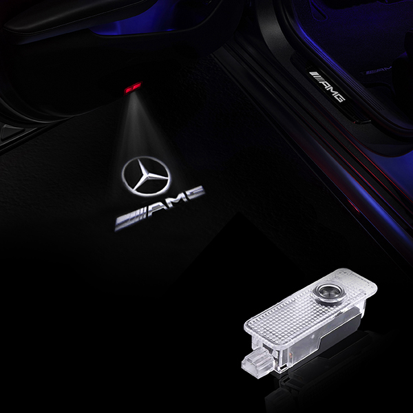 Entrance Imager For Mercedes AMG