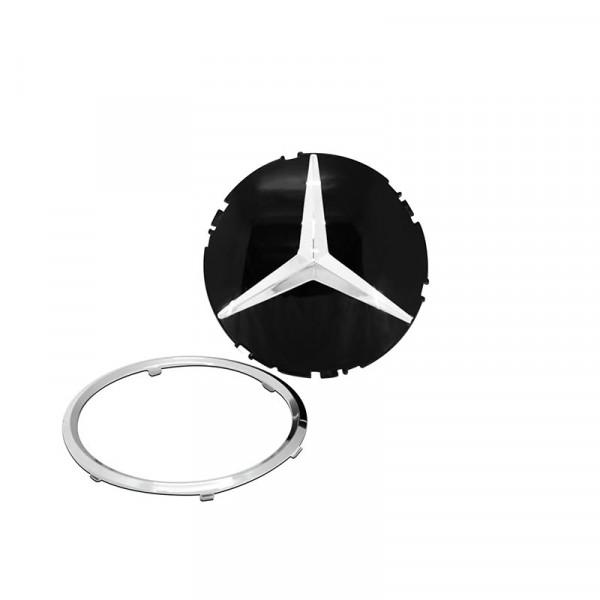 Mercedes Benz STAR LOGO front emblem W213