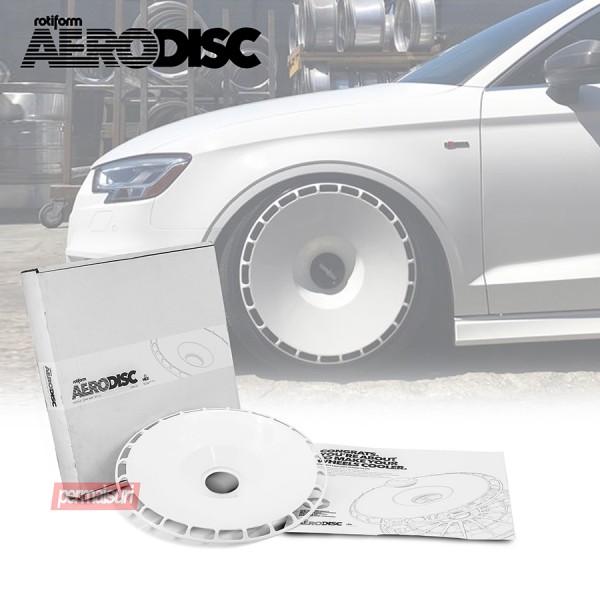 Aero Cover White
