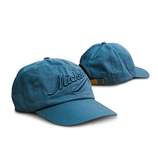 Snapback Michelin Blue