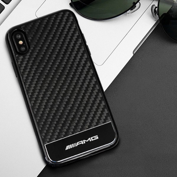 Original AMG iphone case with carbon