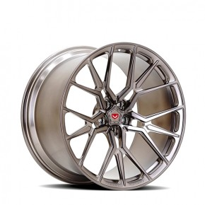 Forged M-X3 Polished Platinum 20