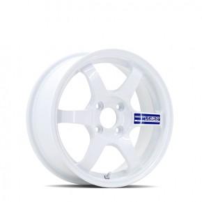 TE37 Gravel II Dash White 15