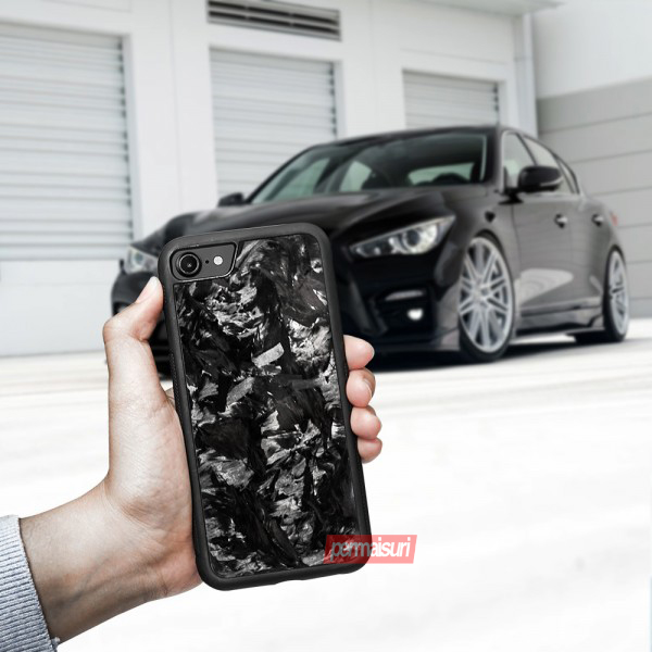 Case Carbon Forged Ruber Iphone 7/8