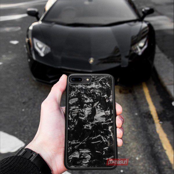 Case Carbon Forged Ruber Iphone 7+/8+