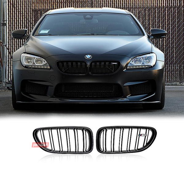Grille F12 Dual Slat Style M6