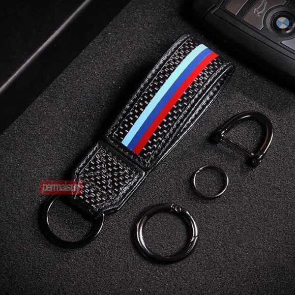 Key Strap M Sport Black Striping Universal