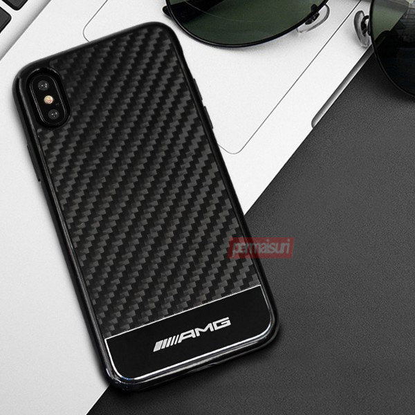 Original AMG iphone case with carbon