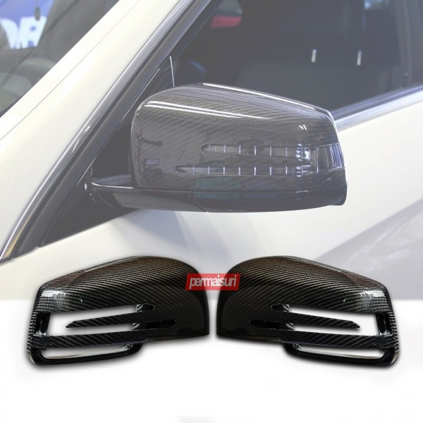 Mirror Cover Carbon for Mercedes Benz E-Class W212