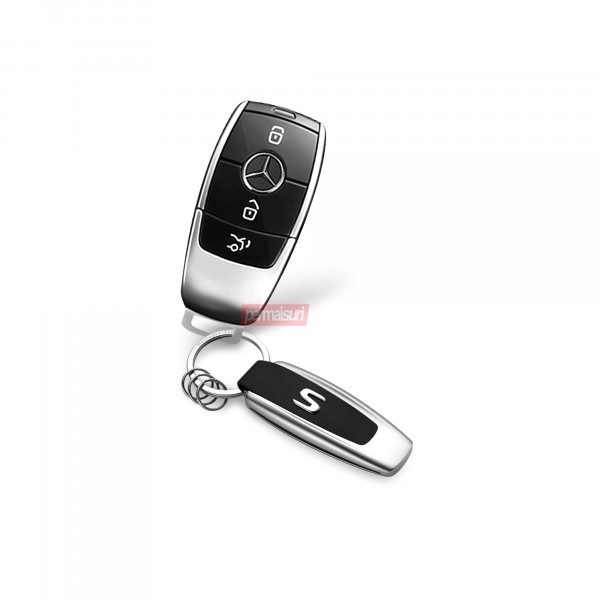 Key Ring Mercedes S Class