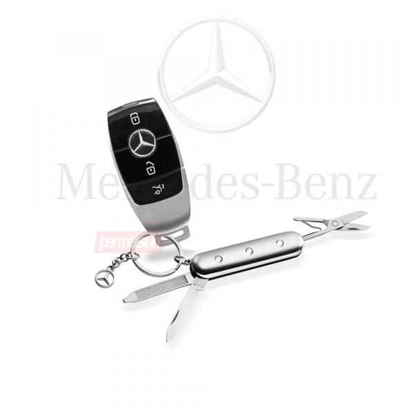Minimesser Swarovski Mercedes