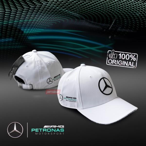 AMG Petronas White