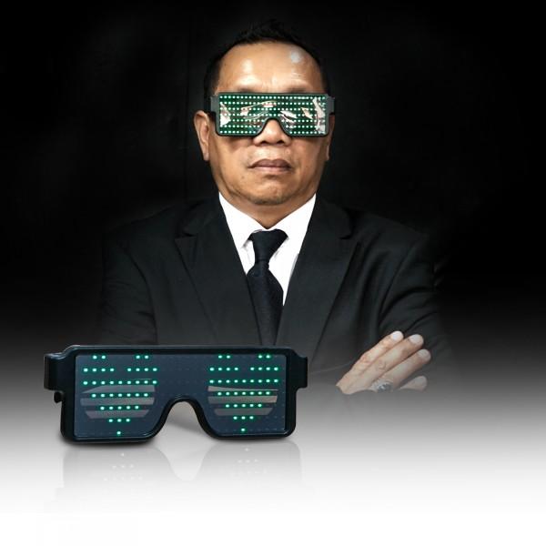 Kacamata Mamang Van Hamann Green