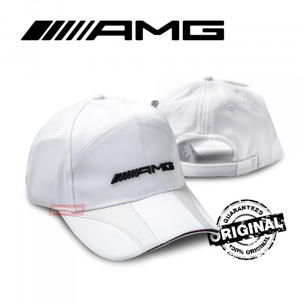 AMG Mercedes Benz Daddy's Hat White