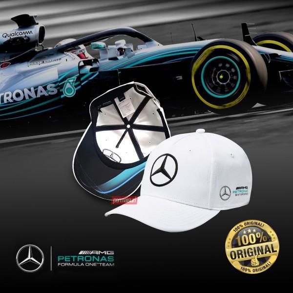 AMG Petronas White 2018