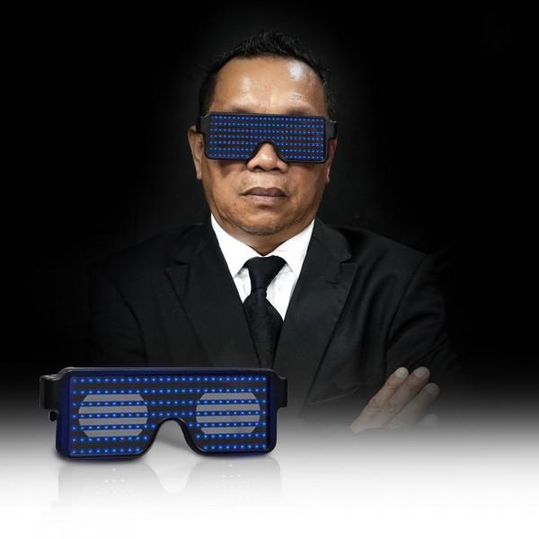 Kacamata Mamang Van Hamann Blue