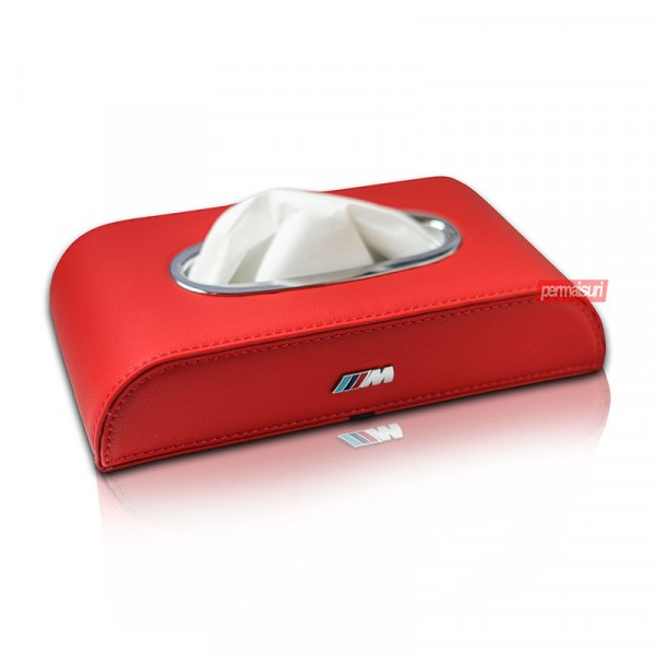 Tissue Box BMW M3 Red