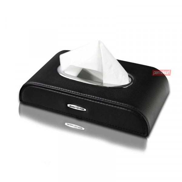 Tissue Box AMG Black