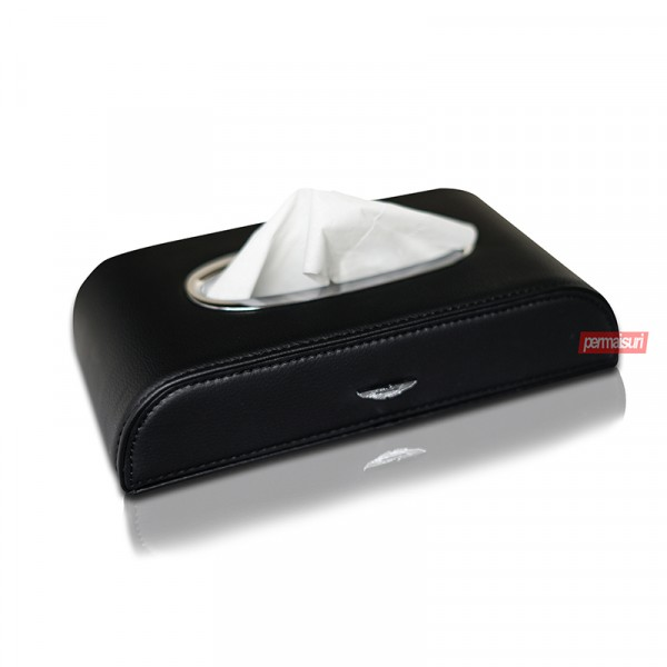 Tissue Box Aston Martin Black