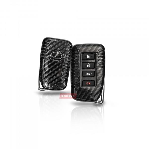 Key Case Carbon Black Lexus