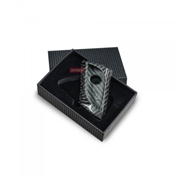 Key Case Carbon Black Type 2 Lexus