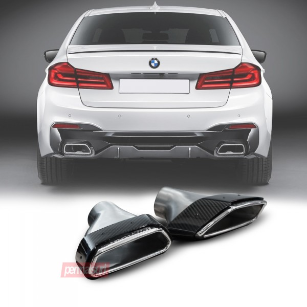 Tailpipe M Performance for BMW G30