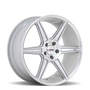 KM711 Brushed Silver