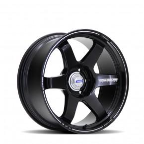 TE37 Ultra Large PCD Black 20