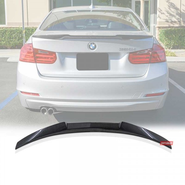 DUCKTAIL BMW F30 STYLE M4 CARBON