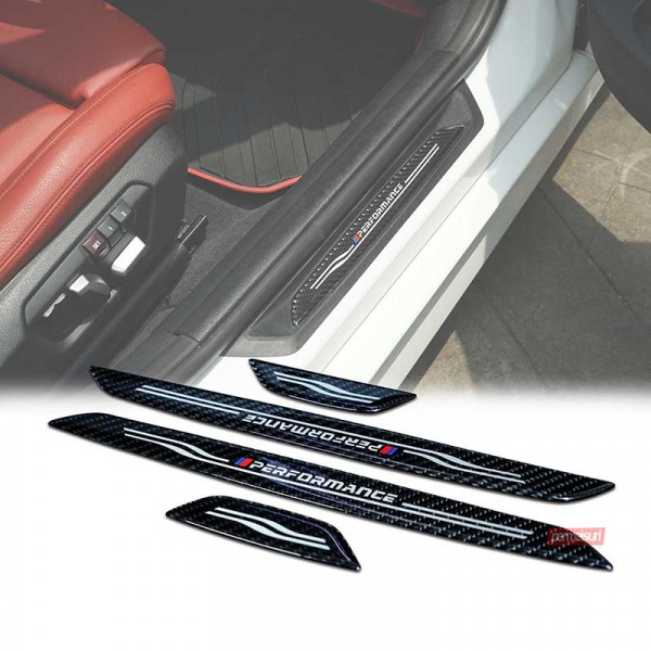 Carbon Door Sill BMW PERFORMACE
