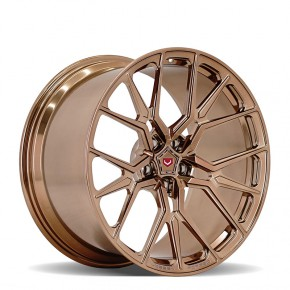 M-X3 Polished Brickell Bronze