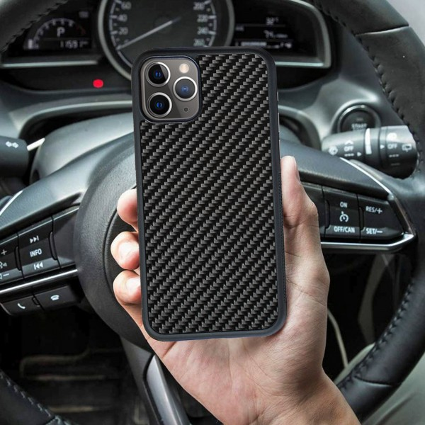 Case Carbon Fibber for iphone 11 pro