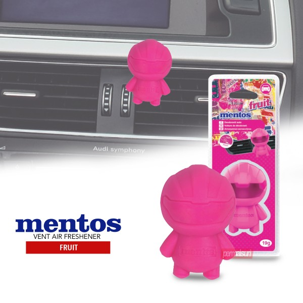 Mentos Mr.Pilot Fruit MNT103