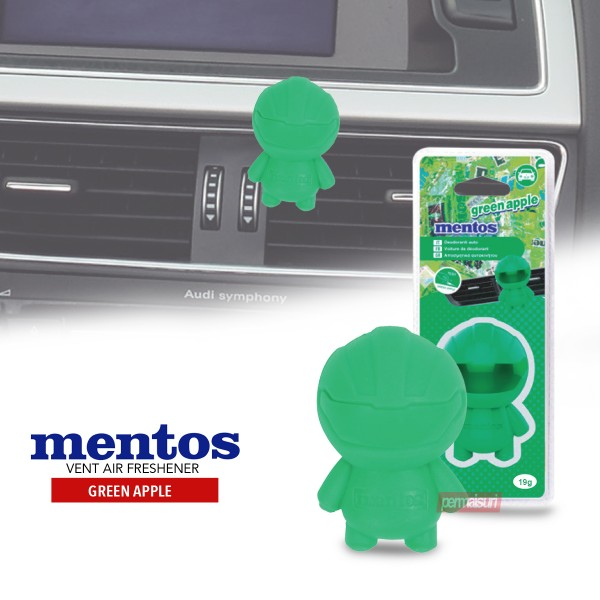 Mentos Mr.Pilot Green Apple MNT101