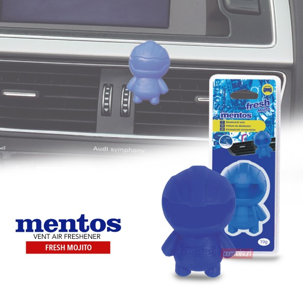 Mentos Mr. Pilot Car Mojito MNT100